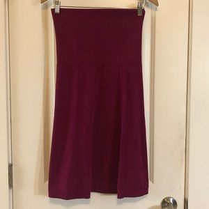 THE NORTH FACE Magenta Skirt Dress XS